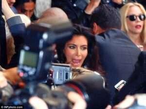 Kim and Her Trauma